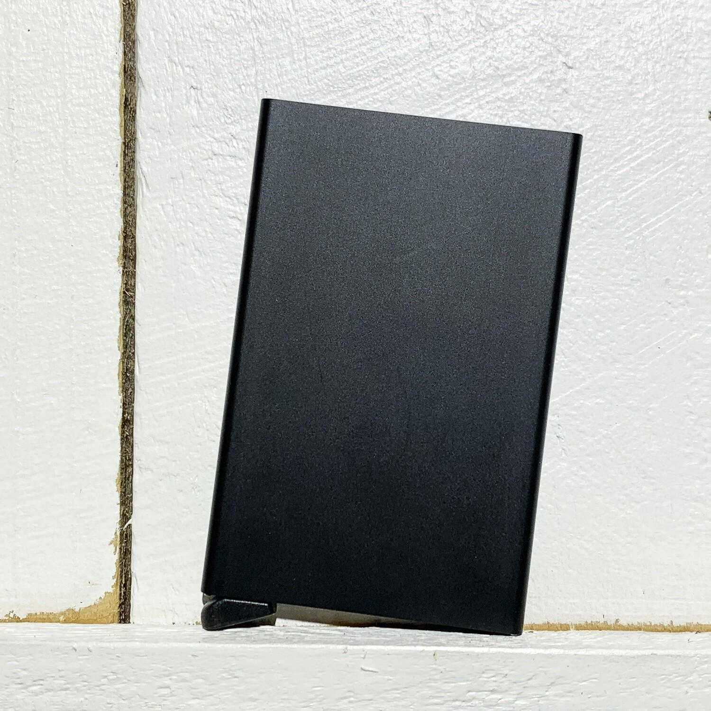 SECRID – Cardprotector Black
