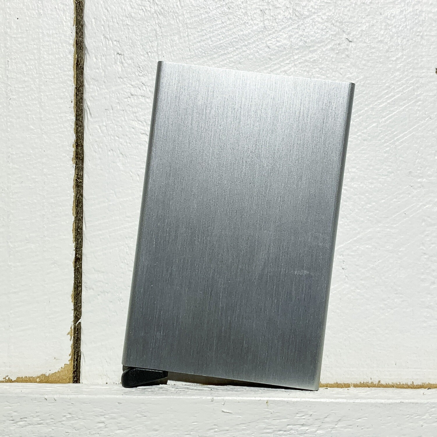 SECRID – Cardprotector Brushed Silver