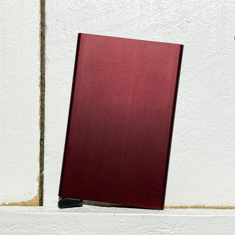 SECRID – Cardprotector Bordeaux