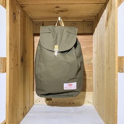 Bag'n'Noun – Canvas Napsac Olive