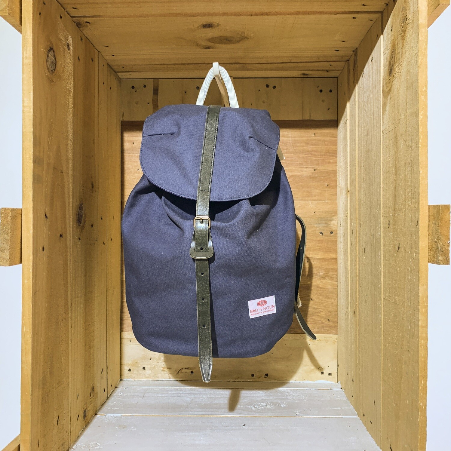 Bag'n'Noun – Quality Napsac Canvas School