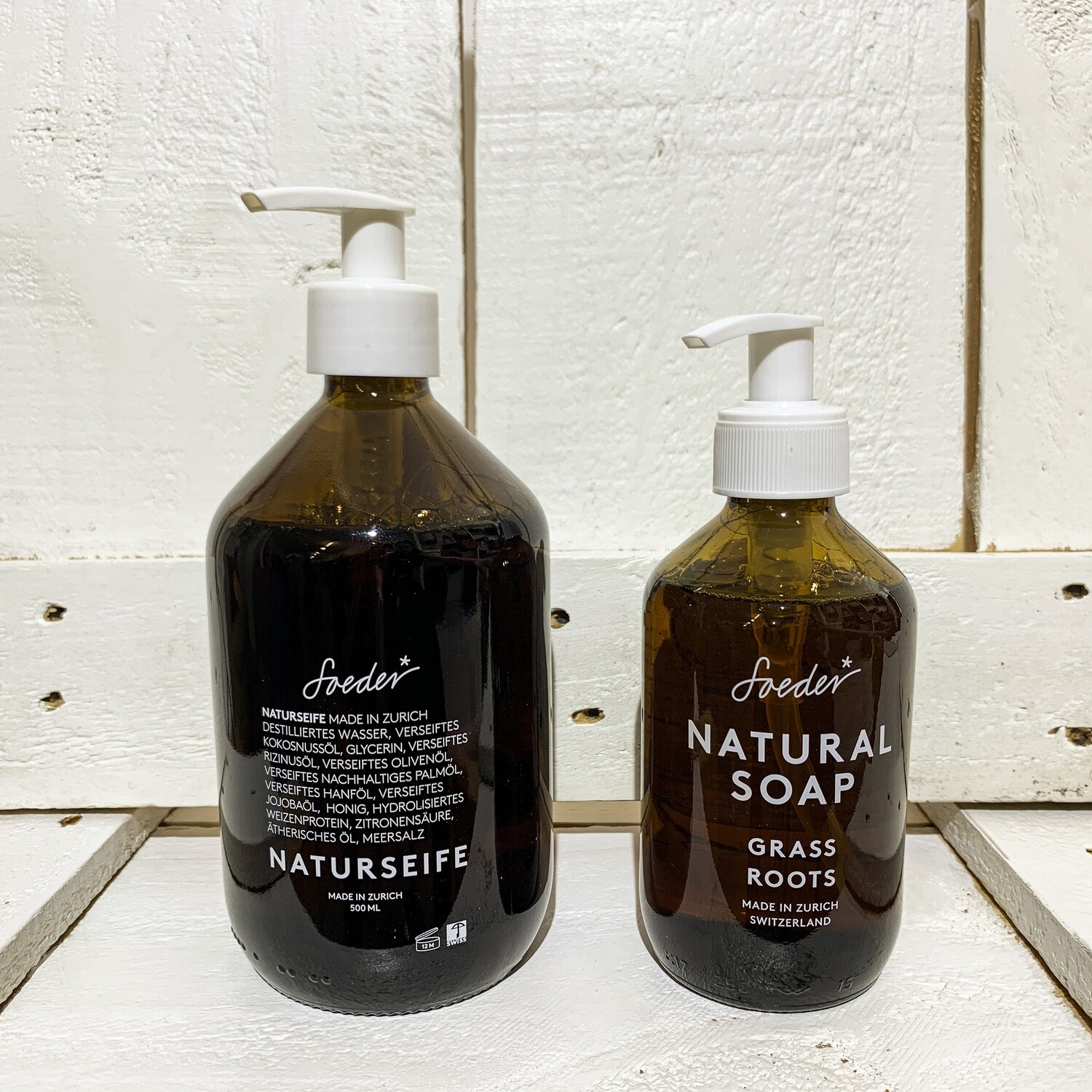 Soeder – Naturseife Grass Roots