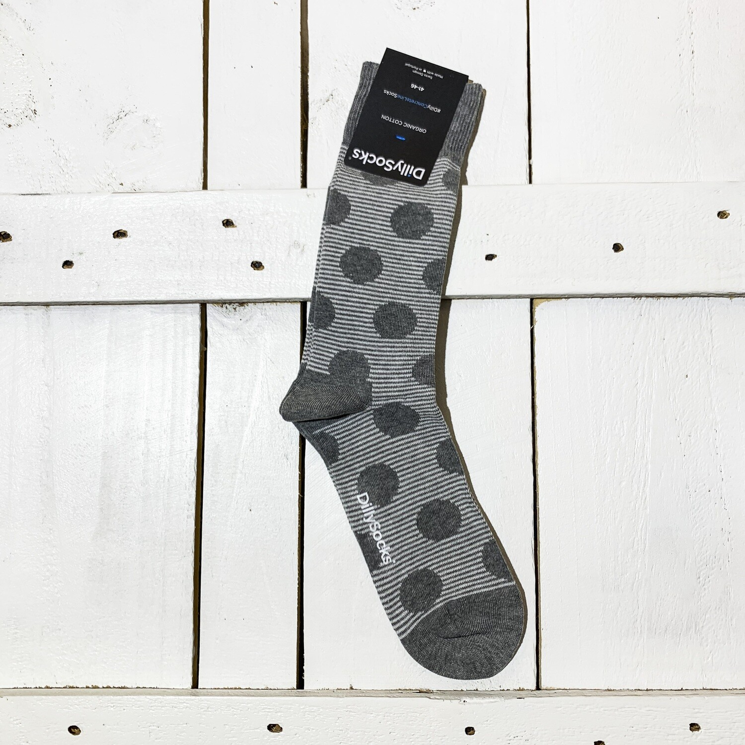 Dilly Socks – Concrete Line