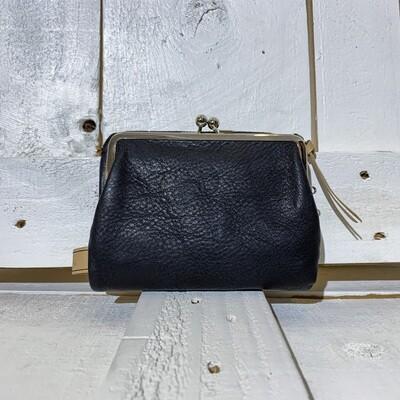 Baggy Port – Try Fold Purse Black
