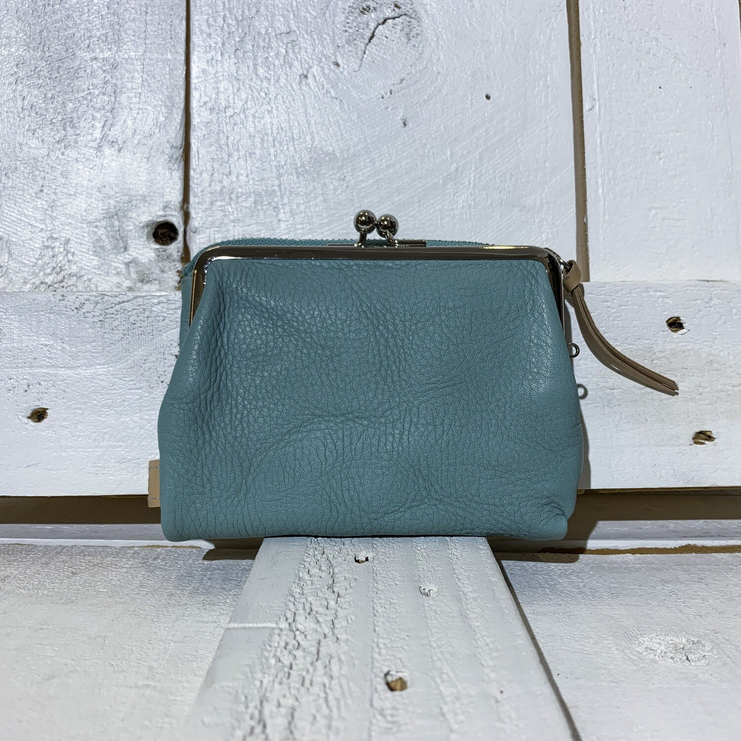 Baggy Port – Try Fold Purse Blue