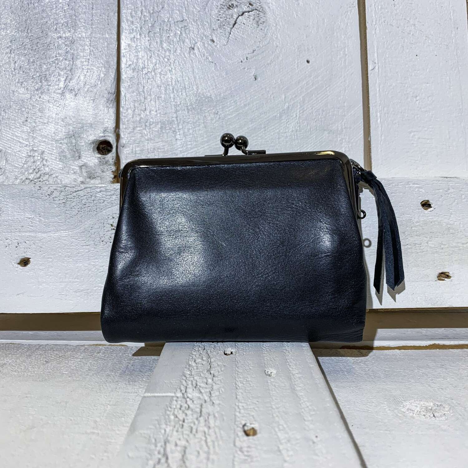 Baggy Port – Try Fold Purse Navy