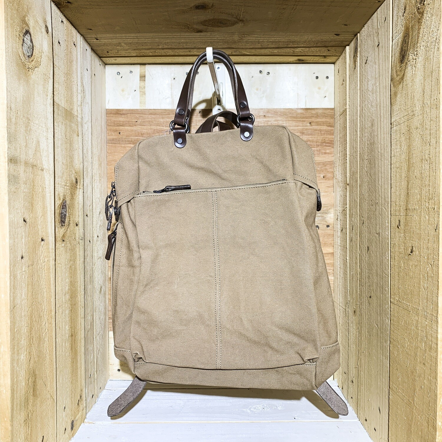 Baggy Port – KBS 441 Beige Brown