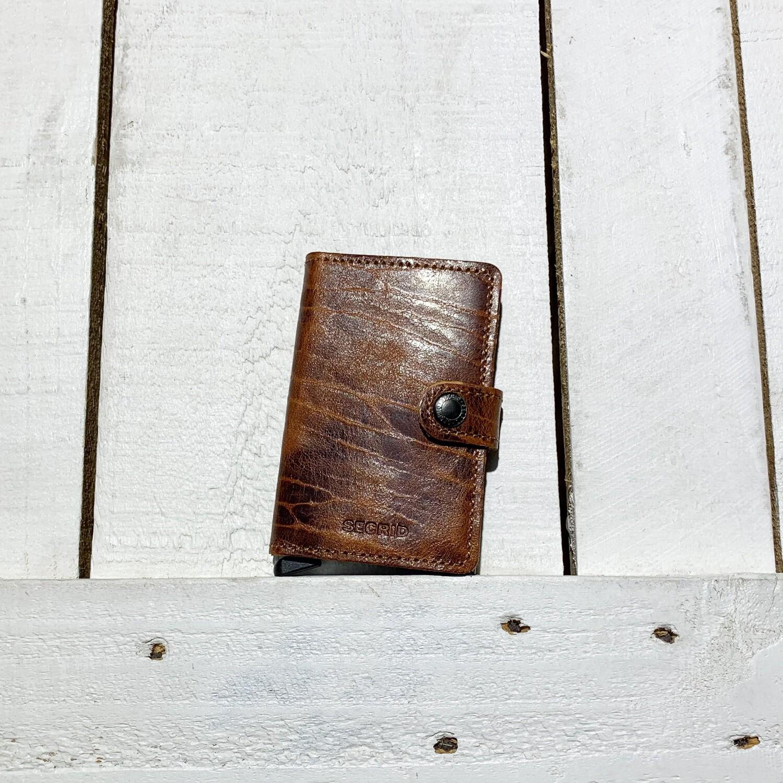 SECRID –  Miniwallet Dutch Martin Whiskey