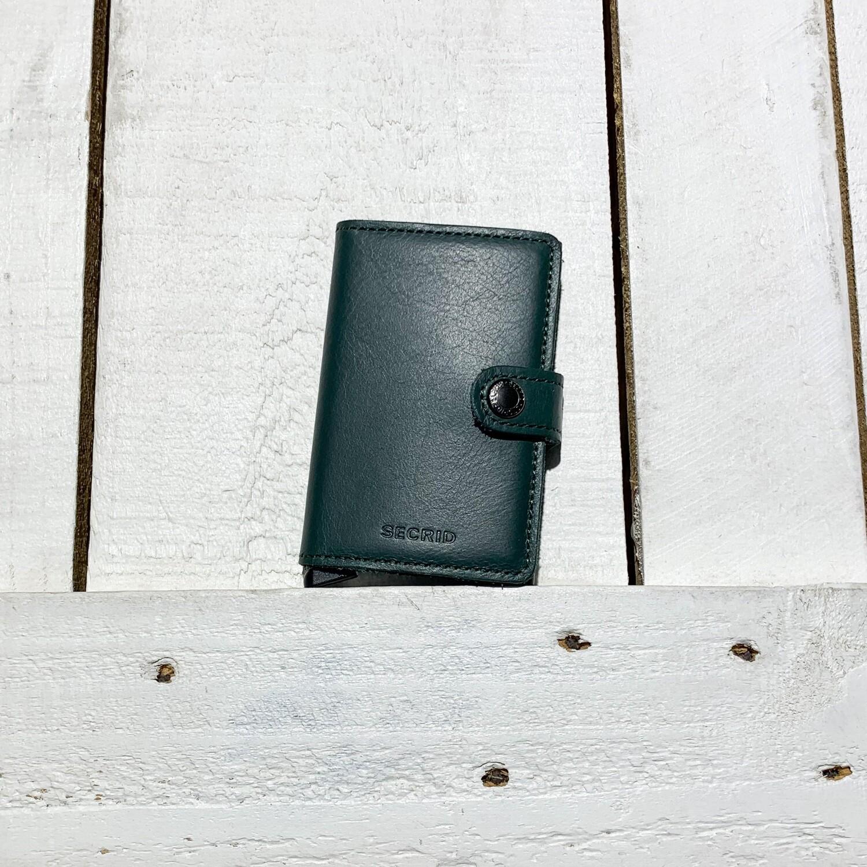 SECRID –  Miniwallet Original Green