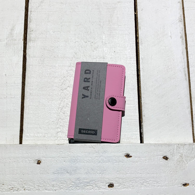 SECRID –  Miniwallet Yard Rose