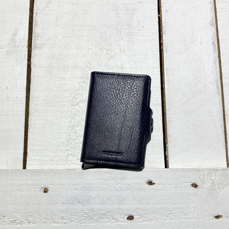 SECRID –  Twinwallet Vintage Black