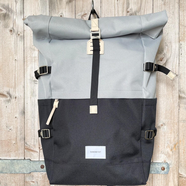 Sandqvist – Bernt Multi Grey/Black