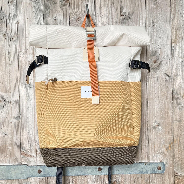 Sandqvist – Ilon Multi Yellow/Sand/Olive