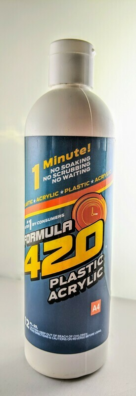 Formula 420 Plastic Cleaner 12 oz