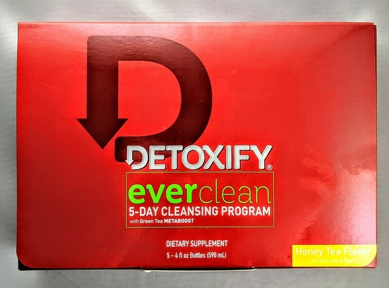 Detoxify Ever Clean
