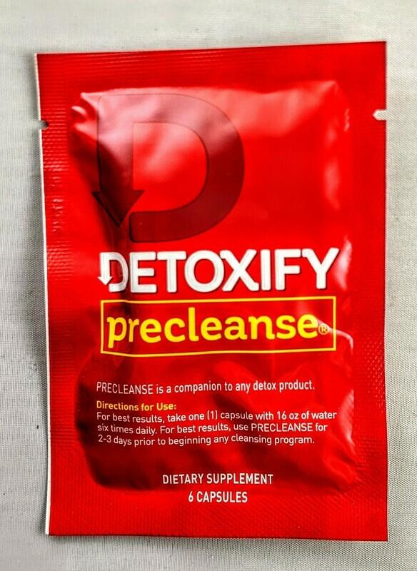 Detoxify Pre-Cleanse 6pk