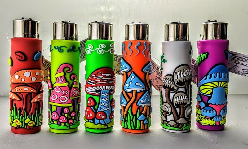 Clipper Collectible Lighter - Rubber