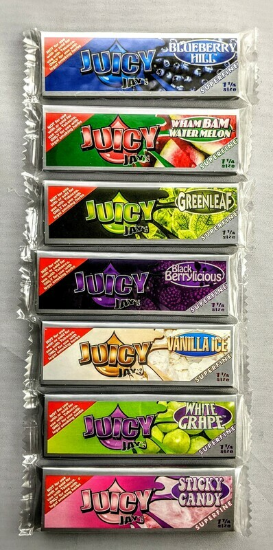 Juicy Jay's Super Fine Papers