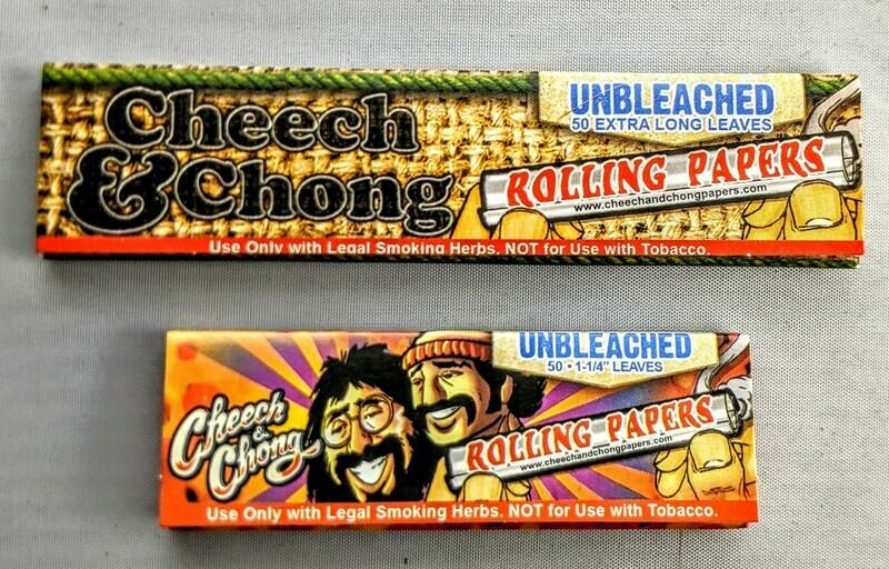 Cheech and Chong Unbleached Papers