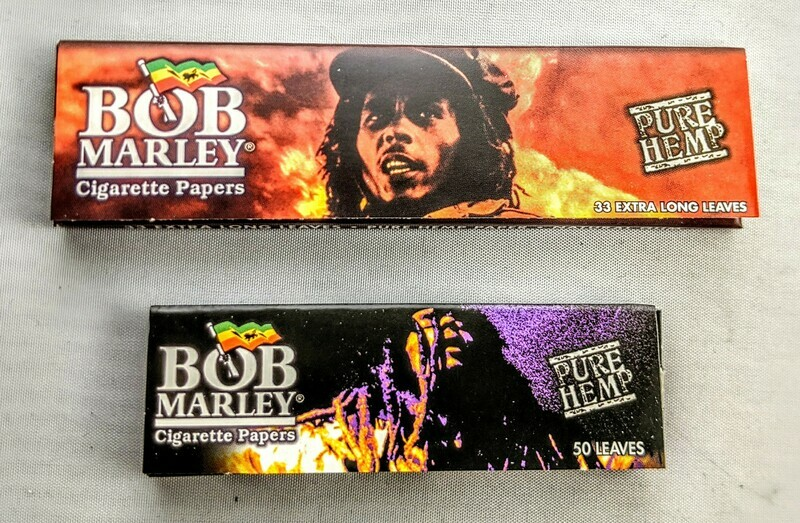 Bob Marley Unbleached Papers