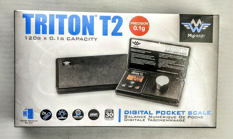 Triton T2 Digital Pocket Scale