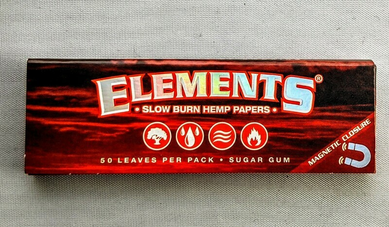 Elements Papers - Hemp