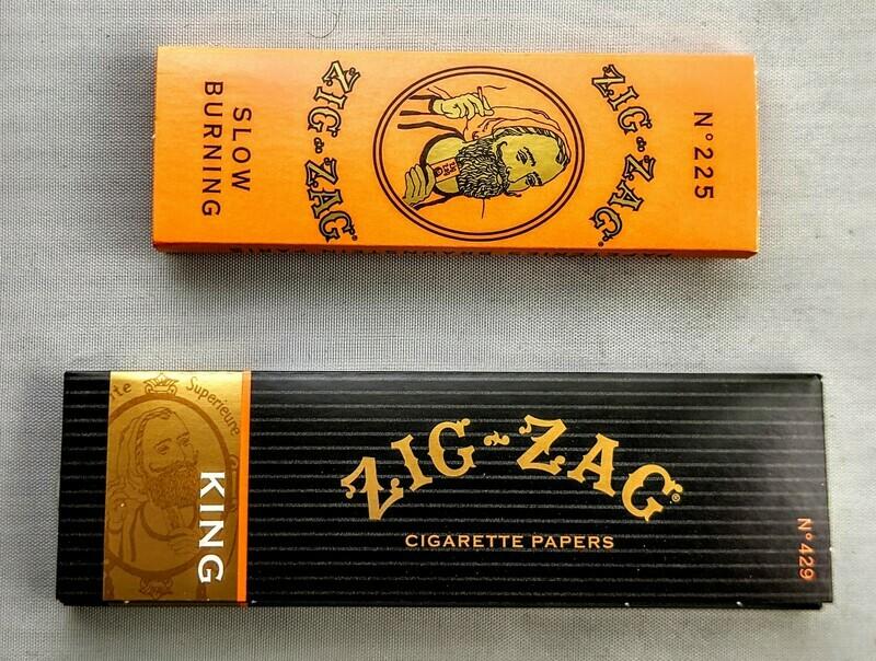 Zig Zag Paper - OG