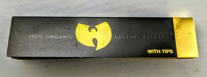 Wu-Tang King Size Papers w/ Tips
