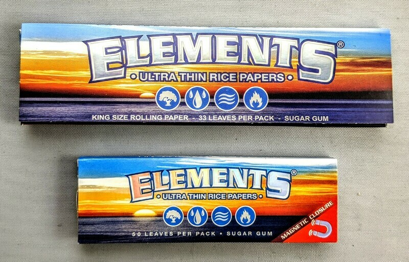 Elements Papers - Rice