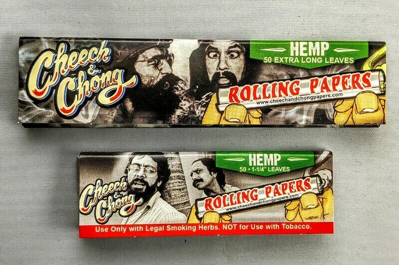 Cheech and Chong Hemp Papers