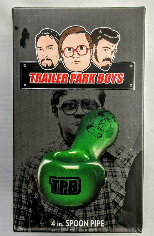 Trailer Park Boys Glass Pipe