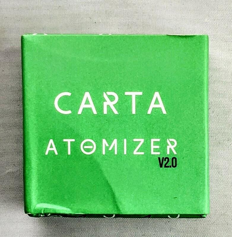 Carta Wax Atomizer