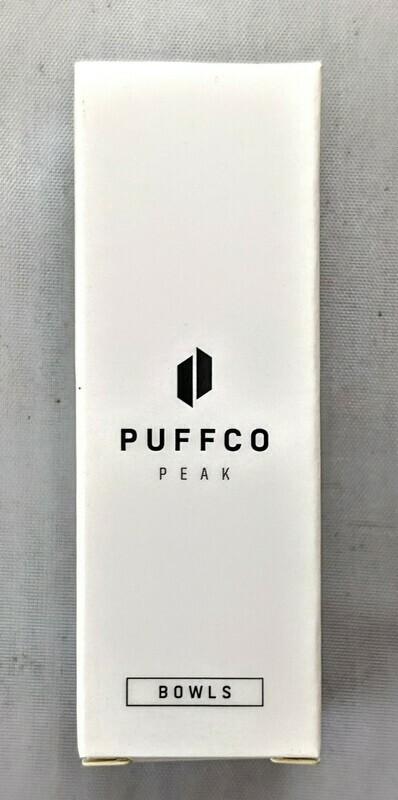 Puffco Peak Bowl