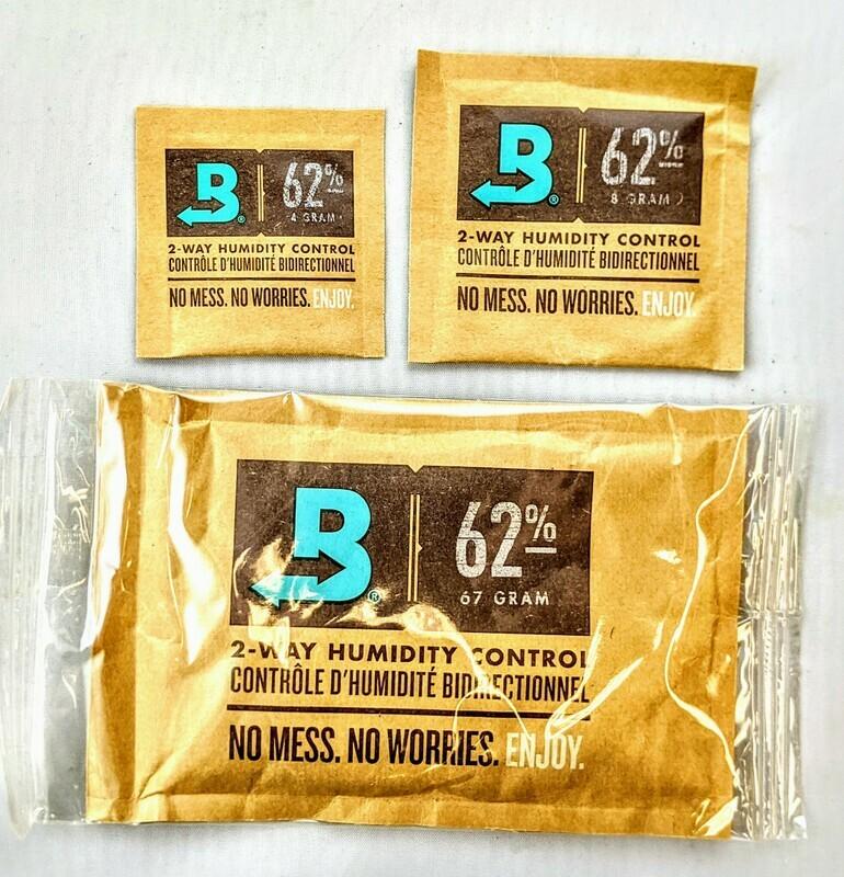 Boveda 62% Dual Humidifying Pack