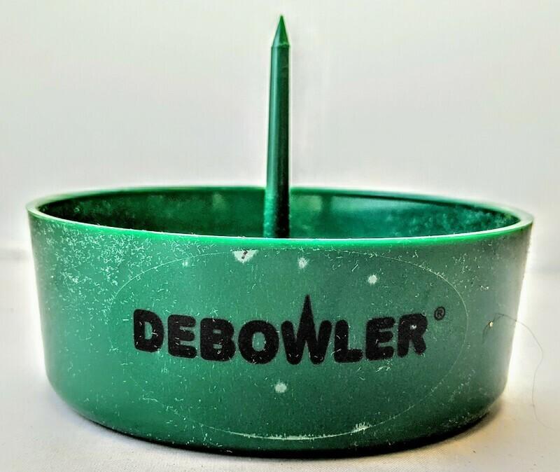 Debowler - Plastic