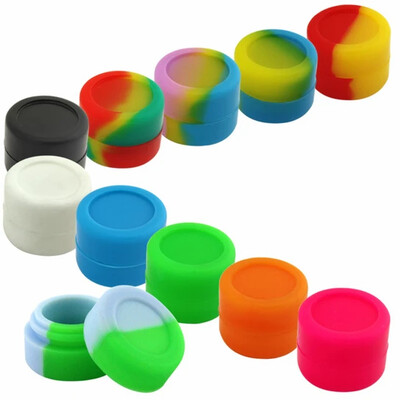 Silicone Container - Puck