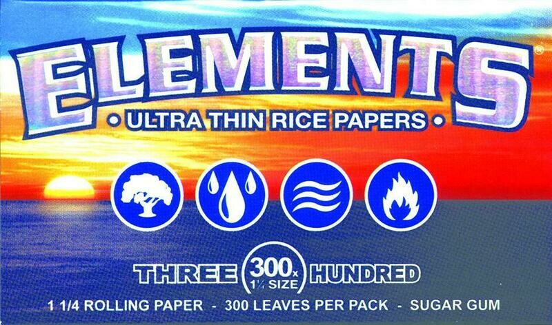 Elements Papers - 1.25 300pk