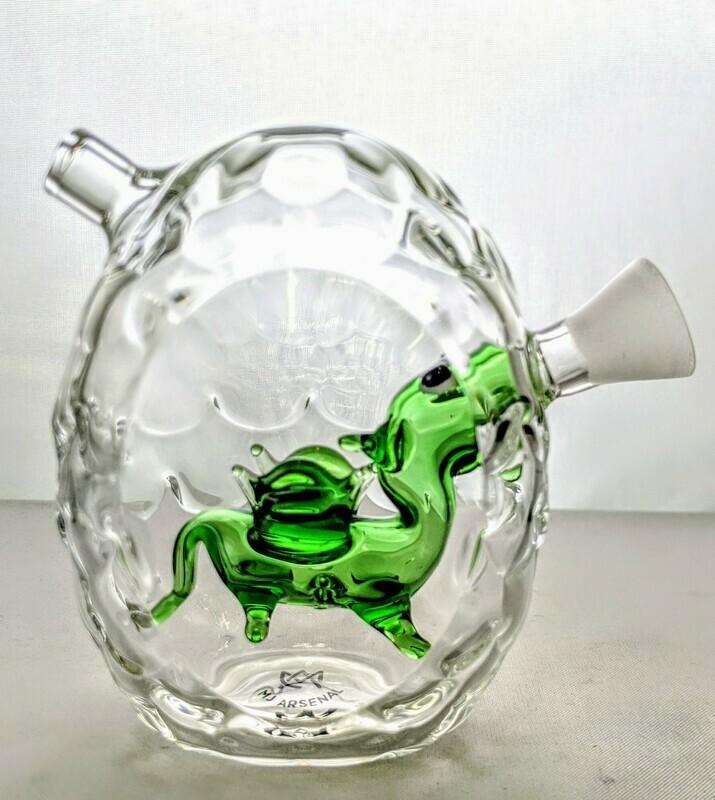Dragon Egg Bubbler