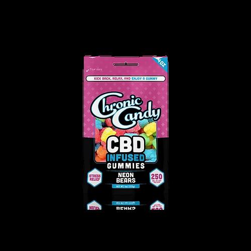 Chronic Candy Gummies - COMING SOON