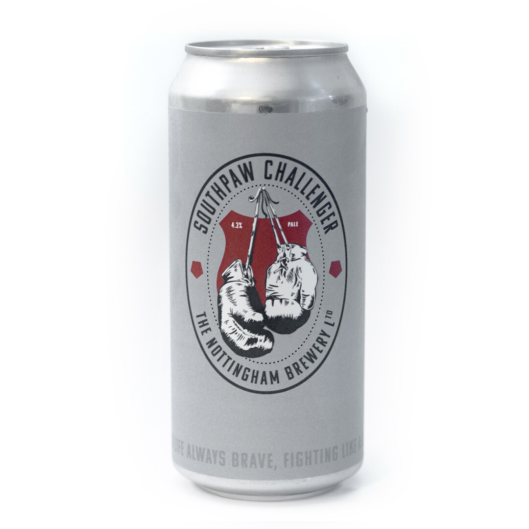 Southpaw Challenger (12x440ml Cans)
