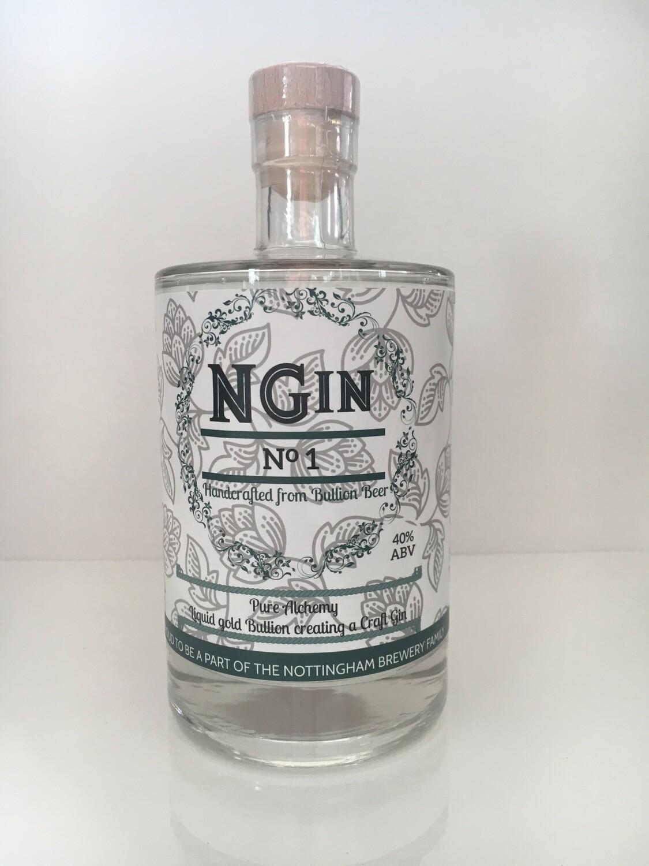 NGin Beer GIN No1 - 70cl