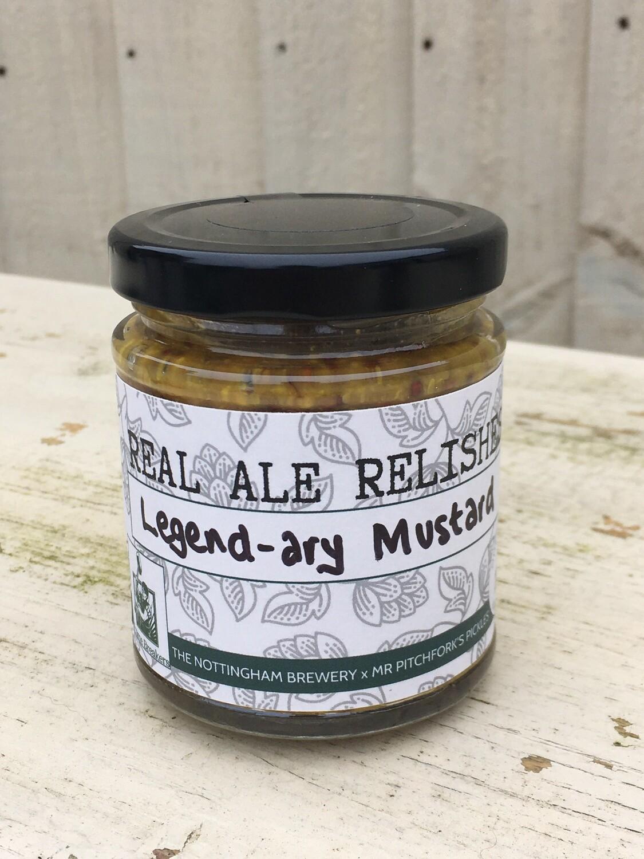 Legend-ary Mustard