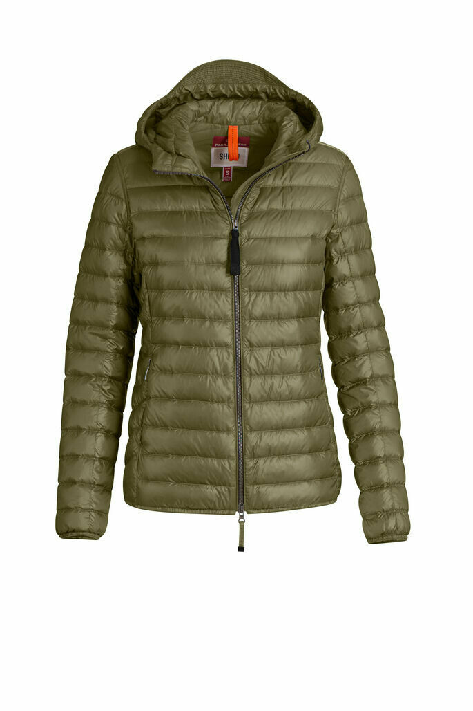 Parajumpers   Hooded Jacket Rosalyn - Military