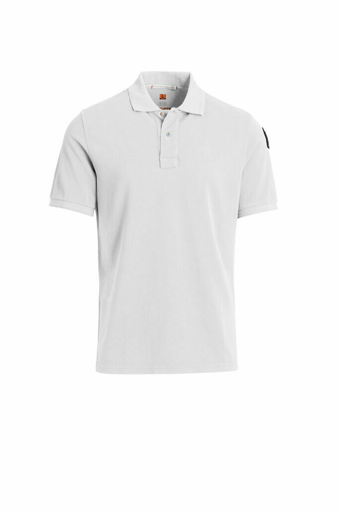 Parajumpers   Basic Polo - White