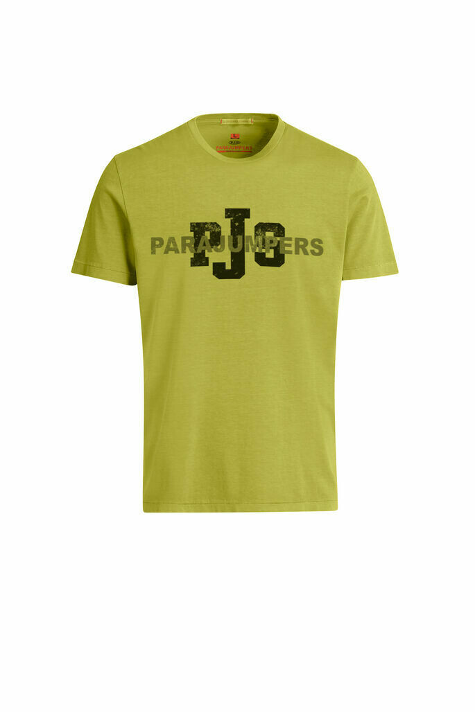 Parajumpers   Solomon T-Shirt - Palm