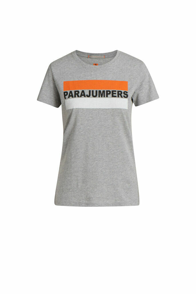 Parajumpers | T-Shirt Chiara - Steel Melange