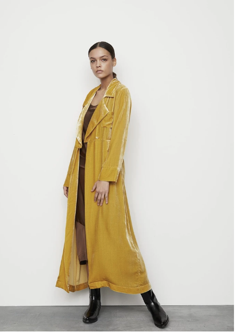 Rabens Saloner | Jacquard Pil - Silked Velvet