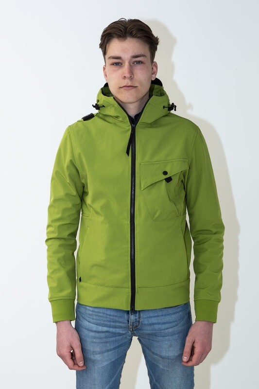 Mastrum | Softshell Jacket - Groen