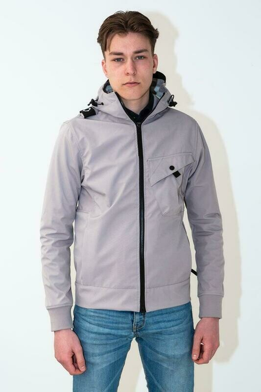 Mastrum | Softshell Jacket- Grijs