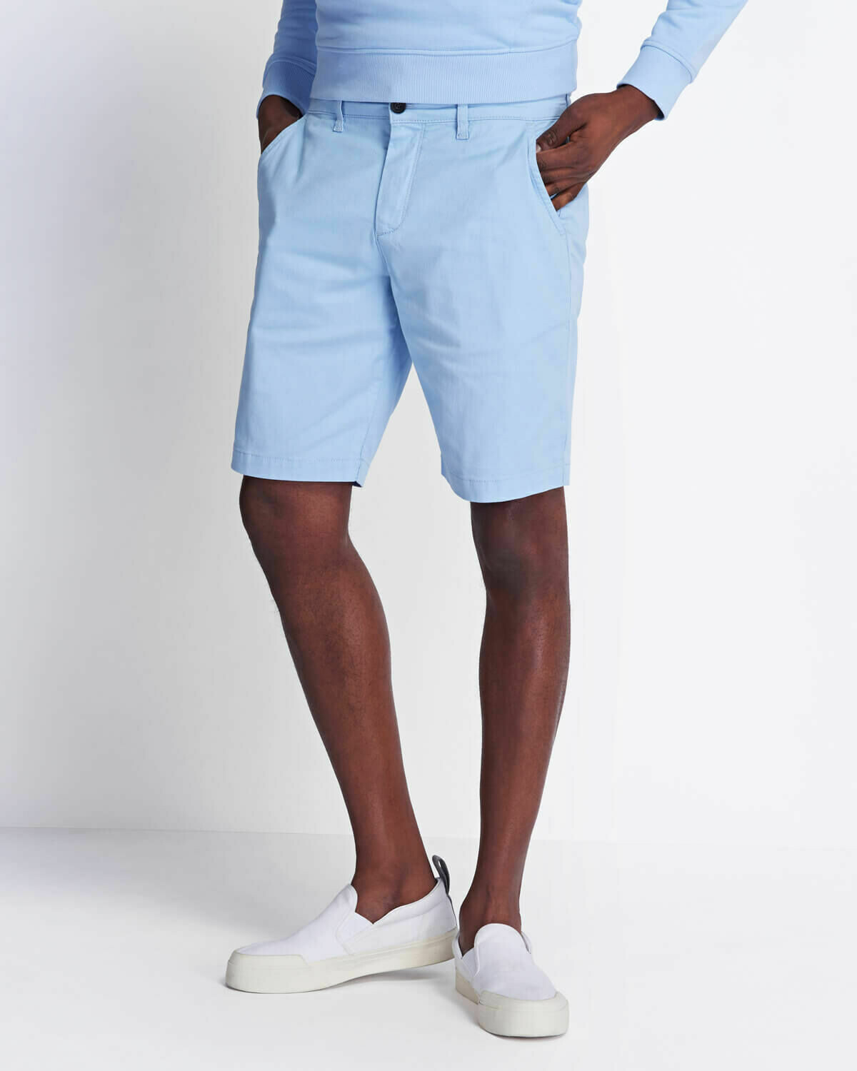 Lyle & Scott | Chino Short - Pool Blue